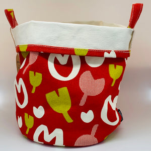 Lisse Canvas Bucket _ Large