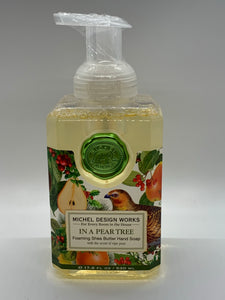 In a Pear Tree Foaming Soap