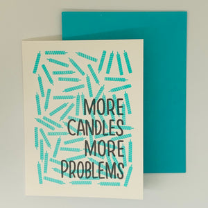 More Candles More Problems
