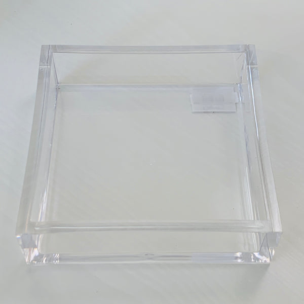 Acrylic Luncheon Napkin Holder