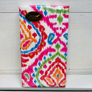 Java Ikat Guest Towel