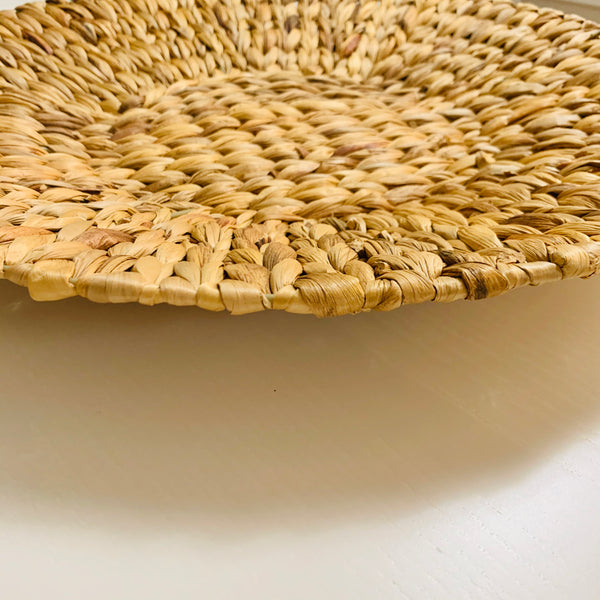 Water Hyacinth Tray _ Large
