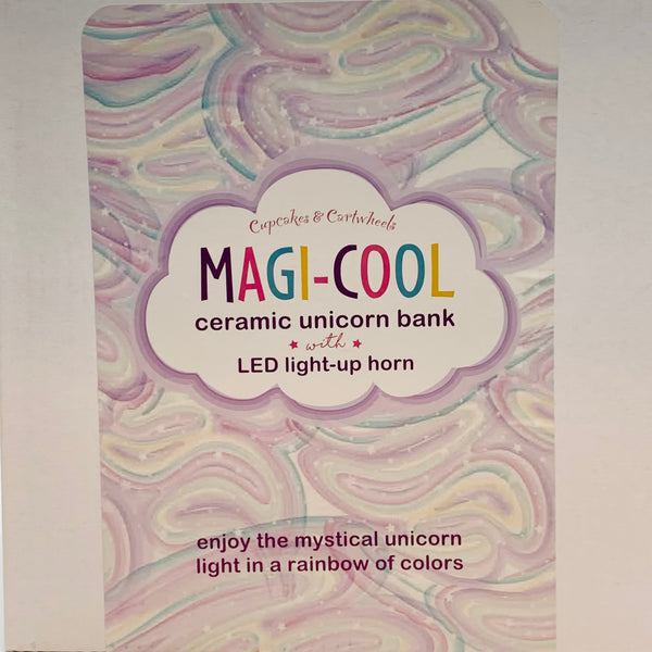 Unicorn Color Change Bank