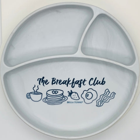 Plate:  Breakfast Club