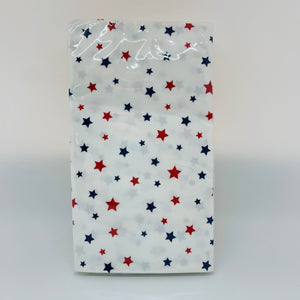 Red & Blue Stars Napkins