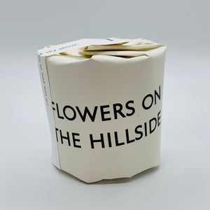 Flowers on the Hillside Votive Candle