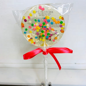 Birthday Cake Celebration Lollipop
