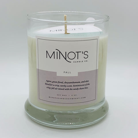 Minot's Candle Co _  Fall