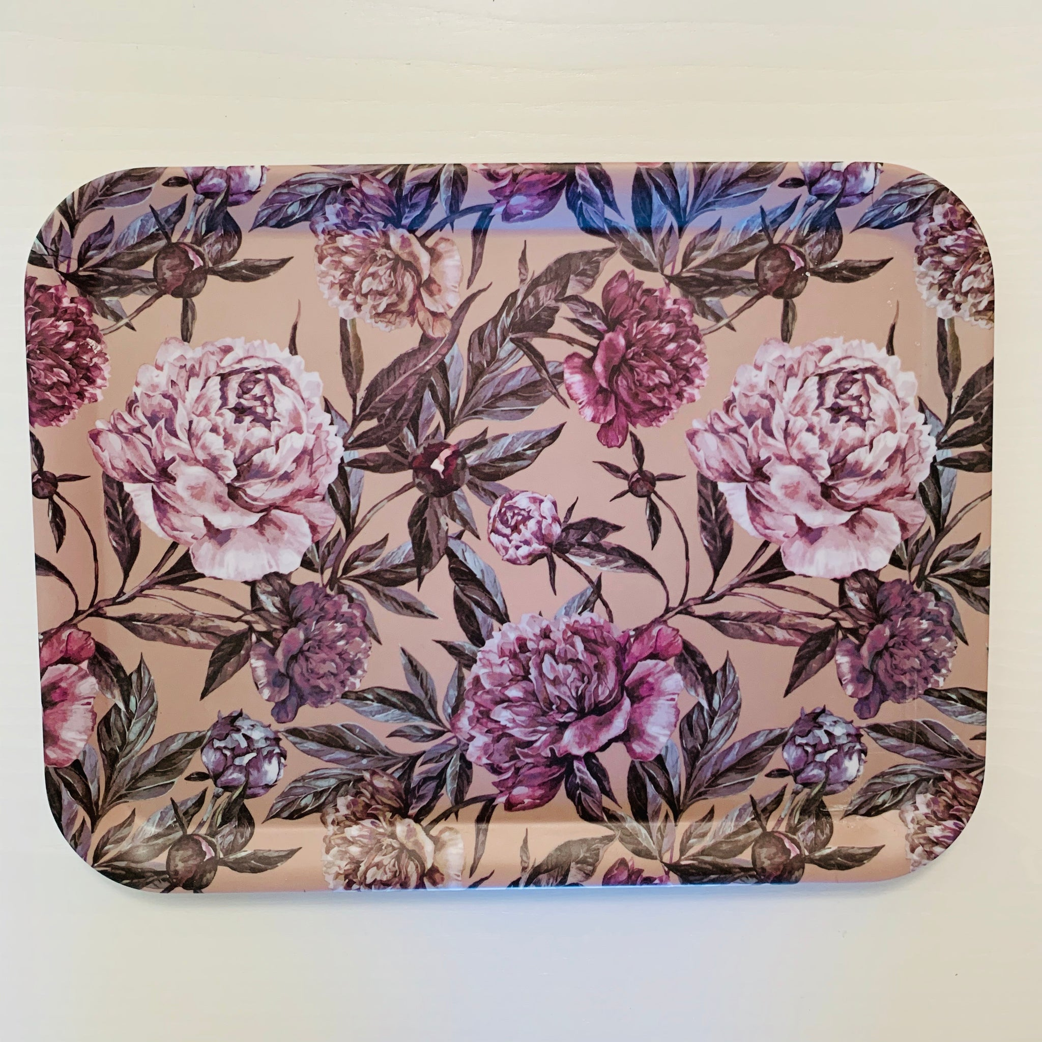 Secret Garden Rectangle Tray