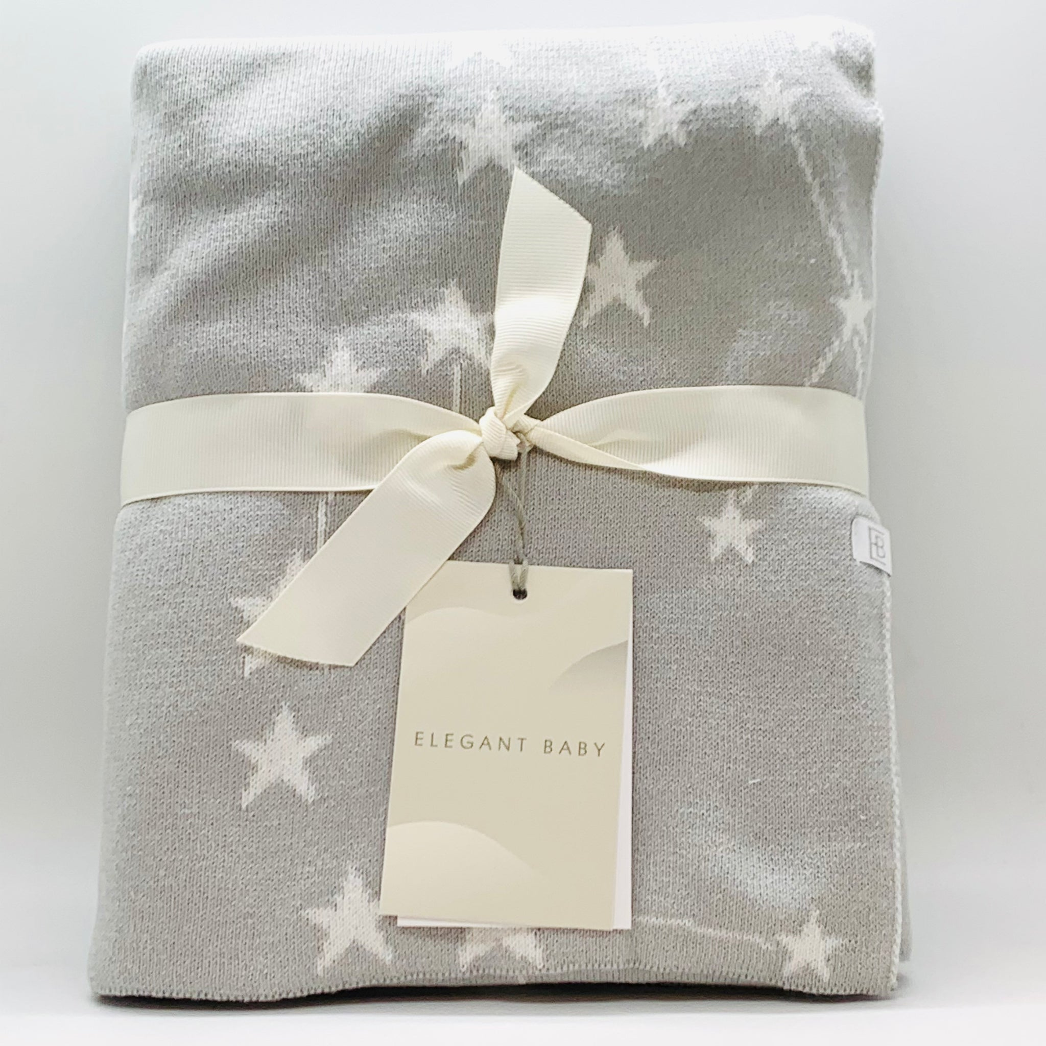 Constellation Gray Blanket