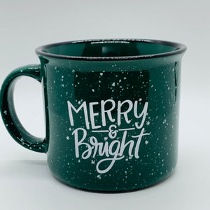 Holiday Merry & Bright Mug