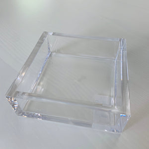 Acrylic Cocktail Napkin Holder