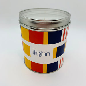 Nautical Flags Hingham Candle