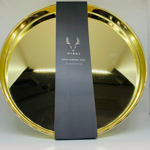 Belmont Gold Serving Tray