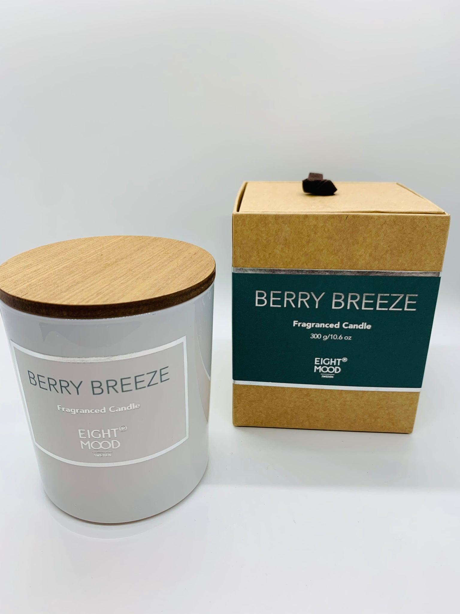Berry Breeze Candle