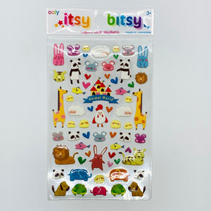 Itsy Bitsy Sticker: Animal World