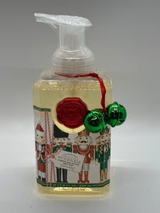 Nutcracker Foaming Soap