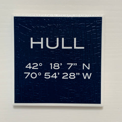 Hull Coordinate Coaster