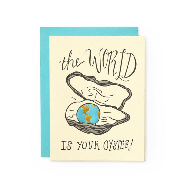 World Oyster is your Oyster