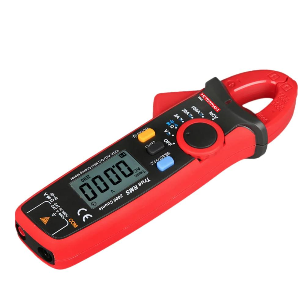 Meterman 210E True RMS Mini Digital Clamp Meter