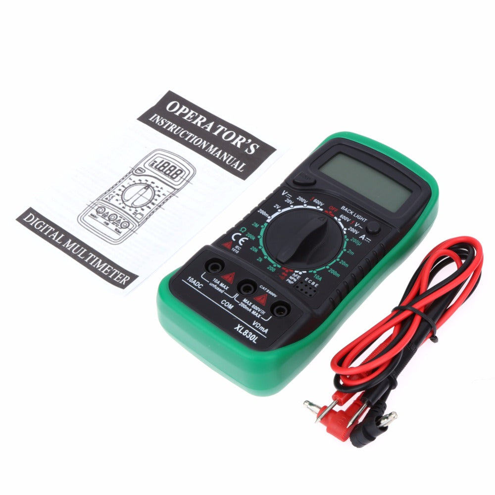 xl830l Digital Multimeter