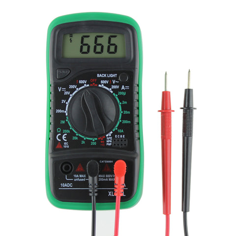 Image of xl830l Digital Multimeter