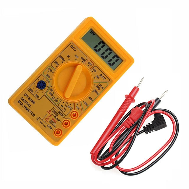 DT-830B Multimeter
