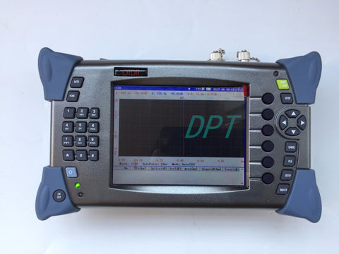Image of In Stock Optical Fiber SM OTDR Tester OT2000 1310/1550nm 15/16dB With 5mW Visual Fault Locator (VFL) FTTx Cable Tester