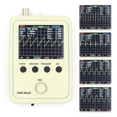 Assembled Orignal Tech DS0150 15001K DSO-SHELL (DSO150) DIY Digital Oscilloscope