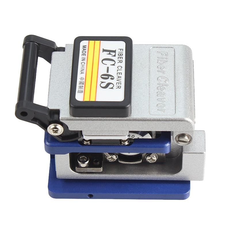 High Precision Fiber Cleaver Optic Connector Optical Fiber Cleaver,Used in FTTX FTTH Free Shipping,Metal material