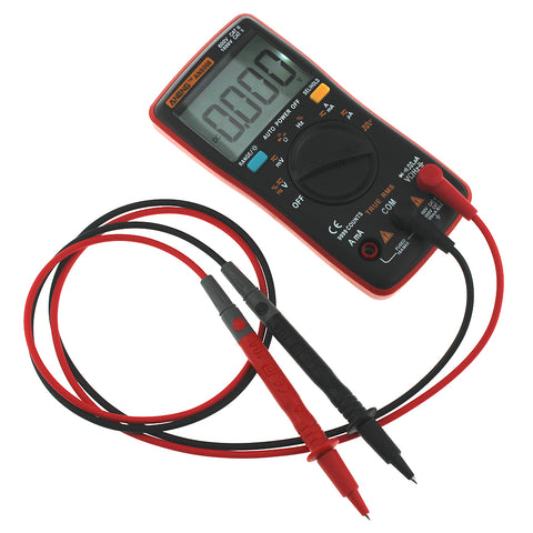Image of AN8008 Auto Range Digital Multimeter 9999 counts With Backlight