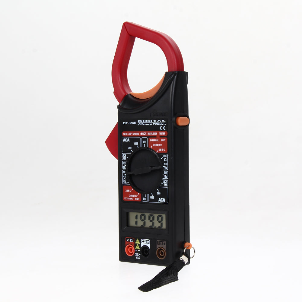 Handheld Clamp Meter DT266