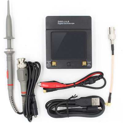 Image of DSO 112A TFT Mini Digital Oscilloscope