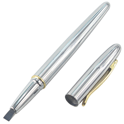 Image of Free shipping metal pen type optical fiber cutter fiber cutter stroke pen cutting fiber special pen flat steel