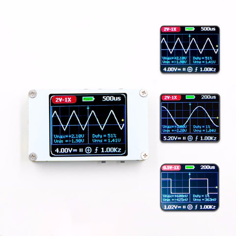 Image of DSO188 Handheld Mini Pocket Portable Ultra-small Digital Oscilloscope
