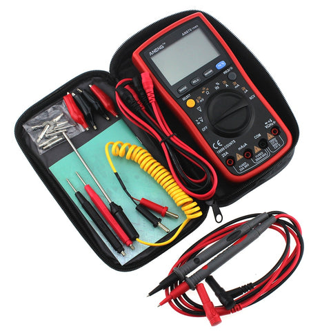Image of AN870 Auto Range Digital Precision multimeter True-RMS 19999 COUNTS