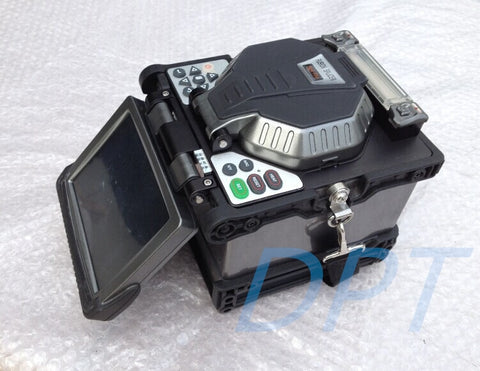 Image of RY-F600P Multi-Language  FTTH Fiber Optic Splicing Machine Fusion Splicer