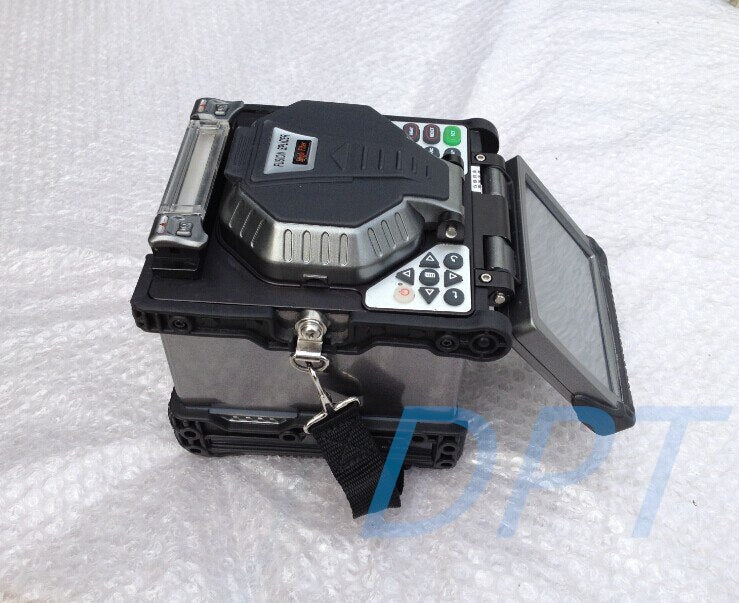 RY-F600P Multi-Language  FTTH Fiber Optic Splicing Machine Fusion Splicer
