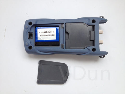 Handheld PON Optical Power Meter with PON Network Testing Wavelength (1490nm, 1550nm,1310nm)  ONT / OLT, VD-POM100