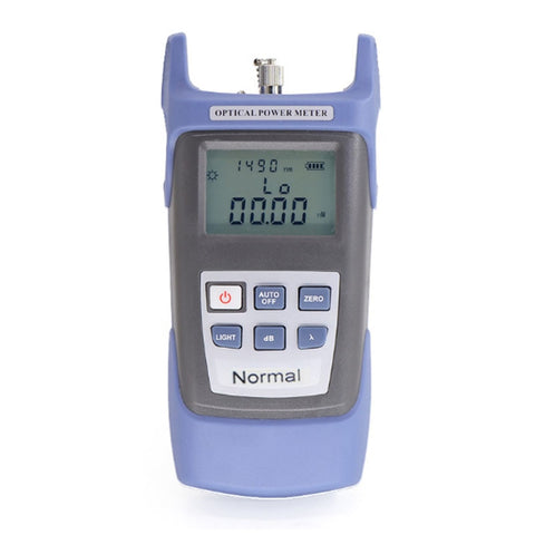 Pocket Size Pon digital power meter fttx fiber optical