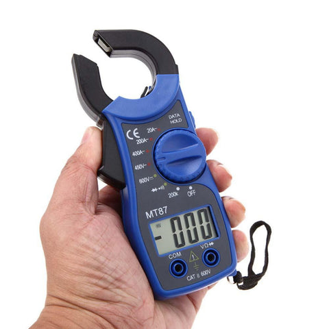 Image of AC Test Clamp Meter