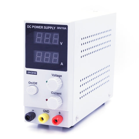 Image of 30V 10A DC Power Supply
