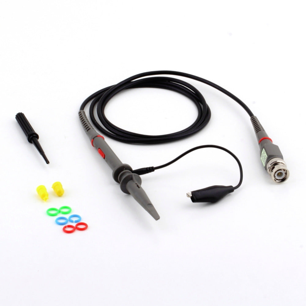 1Pc P6100 DC-100MHz Oscilloscope Scope Clip Probe 100MHz For Tektronix HP