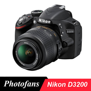 Nikon D3200 Dslr Camera -24.2MP -1080P Video