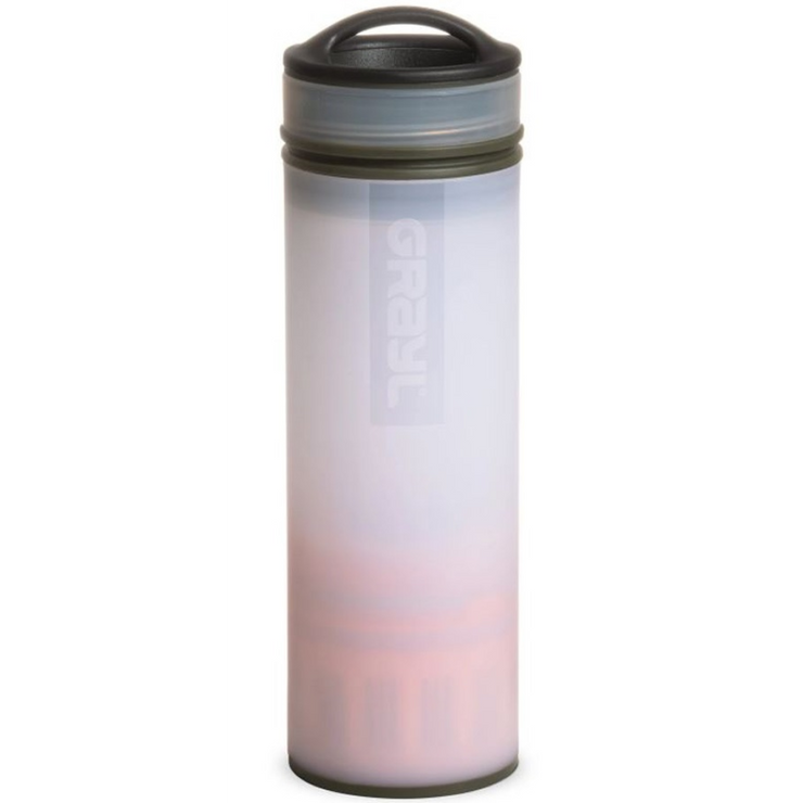 Grayl Ultralight Water Purifier Bottle / Alpine White - booley