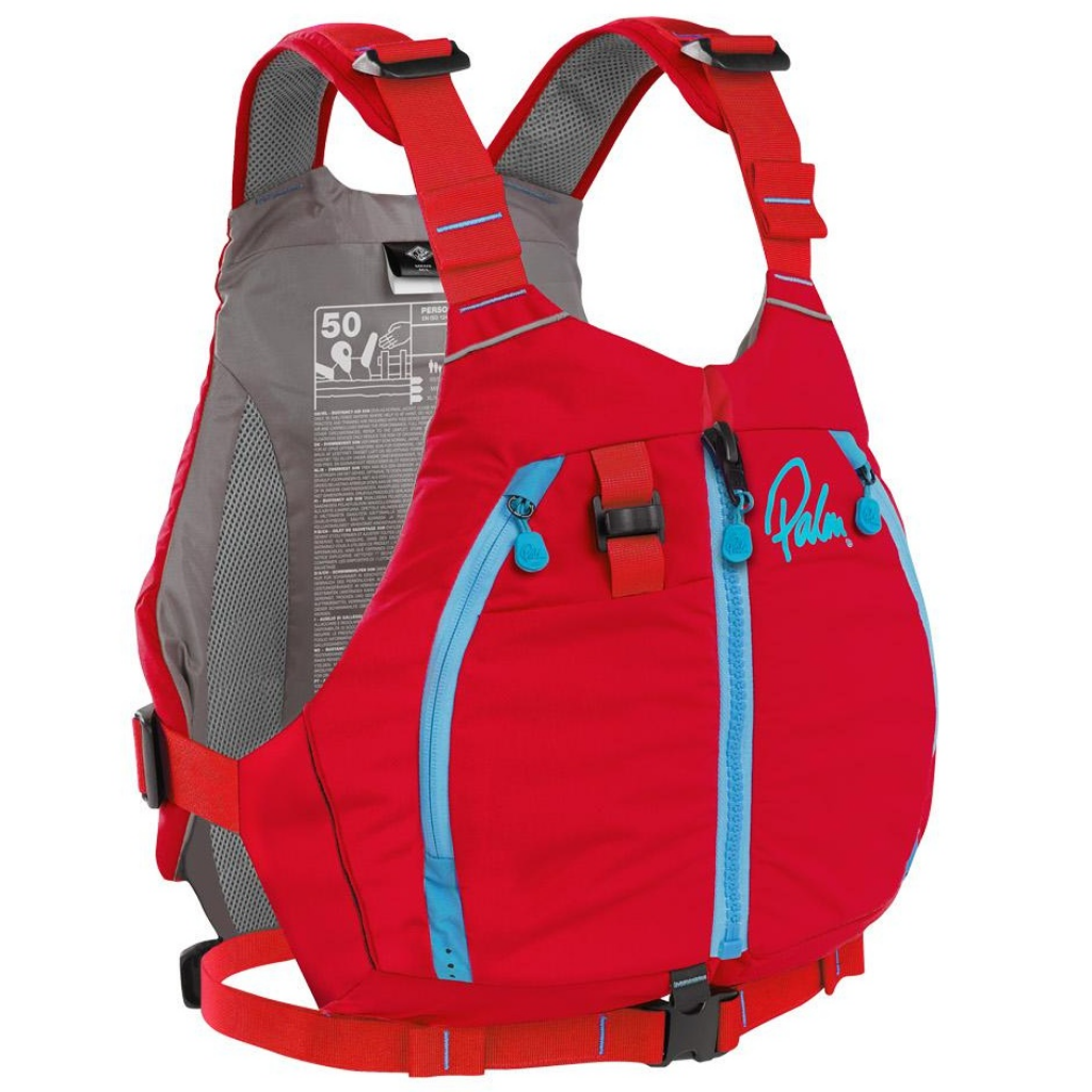 Men's Peyto PFD Red - Call of the Wild