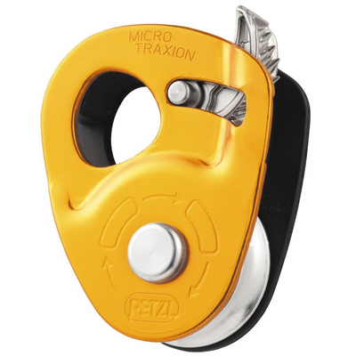 Petzl Micro Traxion - Call of the Wild