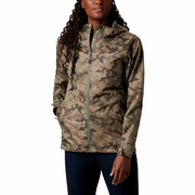 Women's Inner Limits II Jacket Cypress Traditional Camo - booley
