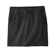 Women's Fleetwith Skort Black - Call of the Wild Galway