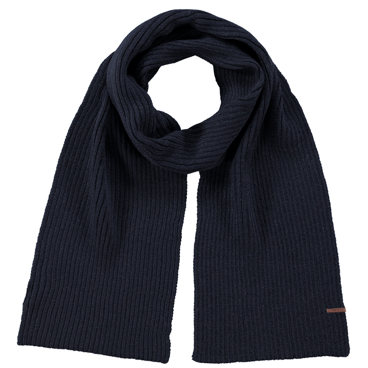 Wilbert Scarf Navy - Booley Galway